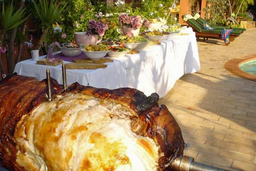 Hog Roast by Marlborough Events