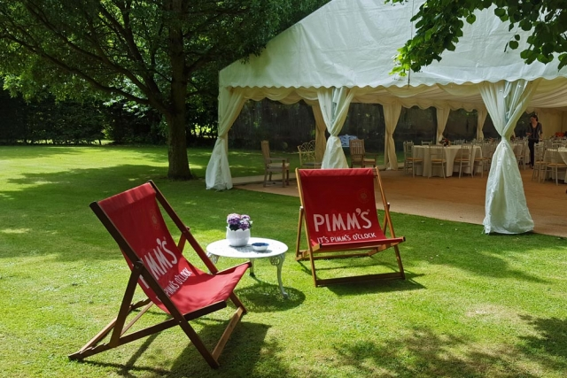 pimms o'clock marquee by marlborough events